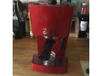 Espresso gaggia coffee machine