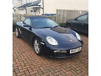 Porsche Boxster Immaculate low mileage