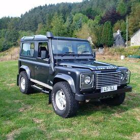 Land Rover Defender (Station Wagon) - 1999