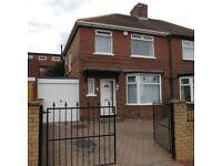 3 Bed Semi detached House, Westholme Gardens, Condercum Park, Newcastle Upon Tyne, NE15 6QJ