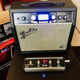 Fender G Dec 3 Amplifier Plus Extras