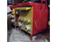 Transformer 110v 110volt 16, 32 amp