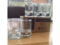 New Centra Shot Glasses
