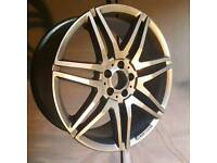 Alloy wheel refurbs