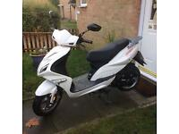 49cc moped.direct bikes petrol 65 plate.
