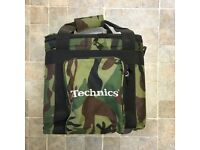 TECHNICS RECORD TROLLY BAG