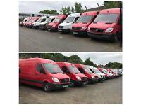 All Mercedes sprinter parts available at J&F trucks & vans Mallusk