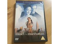 Maid in Manhattan DVD