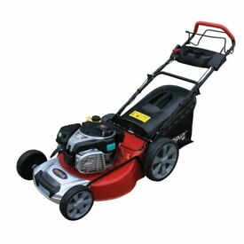 ProPlus Self Propelled 21'' cut Steel Deck Lawnmower 6hp B&S engine with ELECTRIC PUSH BUTTON START