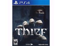 'THIEF' - new - PS4 Game - £5!