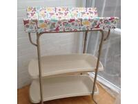 Mamas and papas changing and bathing station unit