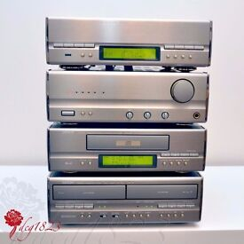 Denon D-110 Personal Component Music System