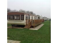 Skegness Peacehaven Family holiday park, spacious Static 6 berth, close to pubs, restaurants