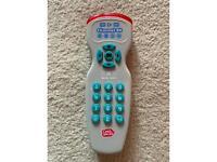Baby toy remote control