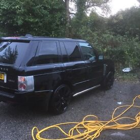 2005 Range Rover vouge
