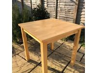 ikea Norden kitchen dining table solid birch