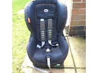 Britax isofix car seat for ages 1-4