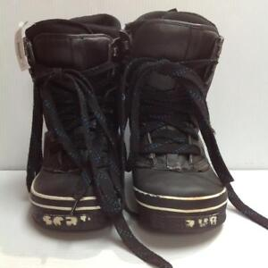 Airwalk Snowboard Boots-used (SKU: Z15044)