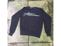 Trapstar sweatshirt jumper size small
