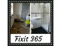 Fixit 365 - Handyman at your service!Tiling,plumbing & bathroom fitting, joinery & kitchen fitting!