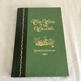 The Wind In The Willows- Kenneth Grahame- Readers Digest Classics, 1993