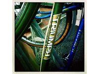 Two Great Condition, Trendy and Rare Triumph bikes