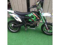 50cc child's motorcycle
