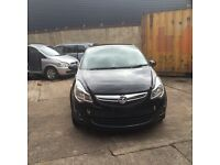 Vauxhall Corsa 1.2 SXi 2013 Breaking For Spares Black Paint Code Z20R