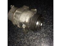 Mercedes w204 c63 e63 amg ac compressor
