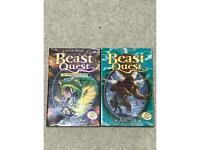 Beast Quest x2