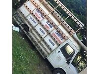 02 plate LDV Convoy van. Selling for scrap and parts. Open to offers