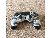 Urban Camouflage (Camo) Genuine Sony Playstation 4 PS4 Wireless DualShock Controller Pad