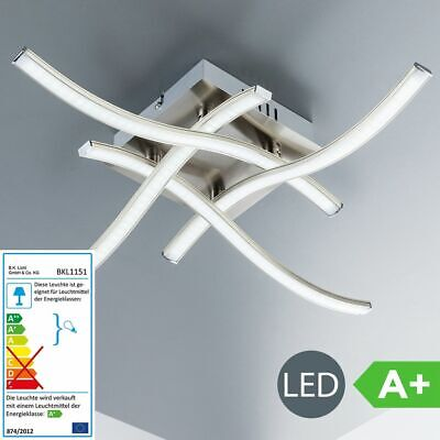 Esszimmer Deckenleuchten (LED Deckenleuchte Design Decken-Lampe Küchen Wohnzimmer-Leuchte modern Esszimmer)