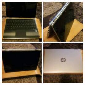 hp Pavilion x360 laptop. 1TB hard drive, hardly used, 13mths old. Excellent condition