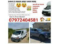 Dave's Man and Van hire