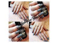 Nail extensions & gel polish