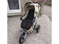 Mama and Papas 3 Series Jogger Stroller