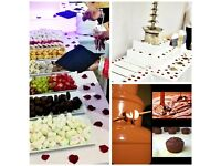 Candy floss, chocolate fountain,party supplies hire