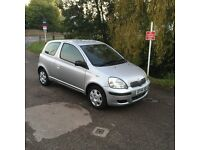 Toyota Yaris 1.0 T3 - Only 30975 miles - Complete service history - New MOT with no advisories