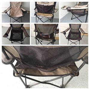 ^^^ CAMPING CHAIRS  x 2 ^^^