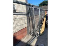 Temporary fence panels x 7