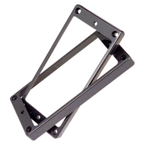 2Pcs Pickup Cover Sorround Rings Bridge Neck Set for 7-Strin