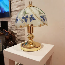 Vintage Touch Operation Table Lamp