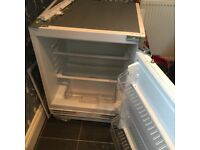 Integrated fridge- free to collect