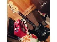 Fender (squier) Stratocaster