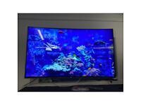 LG ultra HD freeview smart 3D led tv