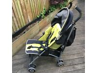 Maclaren Quest Stroller in Citrus lime