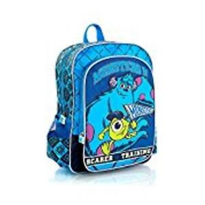 Heys Disney Monsters U Scarer Training Deluxe 15 inch Backpack Kids Rucksack