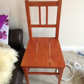 IKEA 2 X chairs