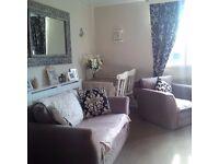 Large 2 bed Maisonette. Ground floor. Stannington ( Not near high rise flats ).